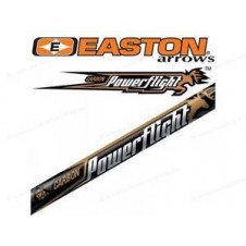 Easton Arrow PowerFlight fletched incl. nock & insert