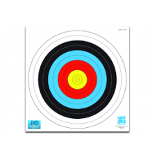 JVD Target Face Fita 80 cm without Numbers